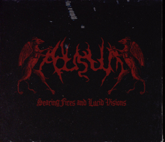 ADUSTUM - Searing Fires and Lucid Visions