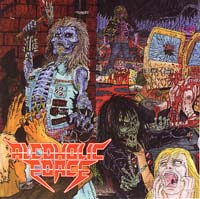 ALCOHOLIC FORCE - S/T