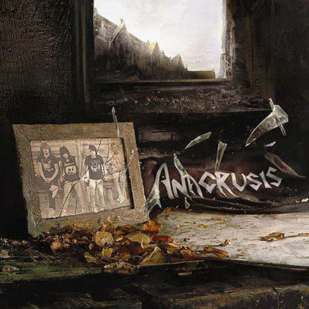 ANACRUSIS - Hindsight: Suffering Hour Revisited Gatefold Black 2x12