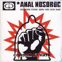 ANAL NOSOROG - Condom of Hate
