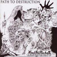 ANIHILATED - Path to Destruction/Speedwell sessions