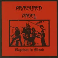 ARMOURED ANGEL - Baptism in Blood