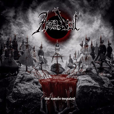 AZAXUL - The Saints Impaled