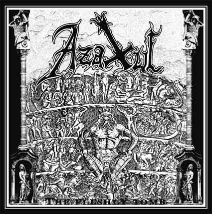 AZAXUL - The Fleshly Tomb Black 12