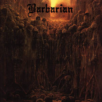 BARBARIAN - S/T
