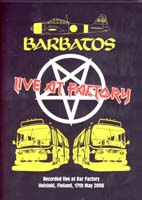 BARABATOS - Live at Factory DVD