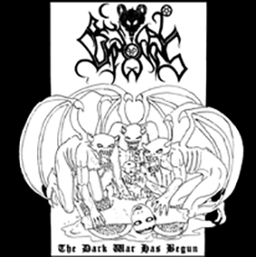 BESTIAL SUMMONING - The Dark War Has Begun