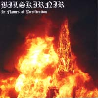BILSKIRNIR - In Flames of Putrefaction/Totenheer