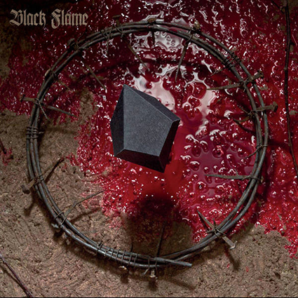 BLACK FLAME - Necrogenesis: Chants from the Grave 12