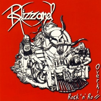 BLIZZARD - Rock 'n' Roll Overkill 12