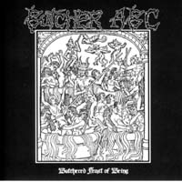 BUTCHER ABC - Butchered feast of being