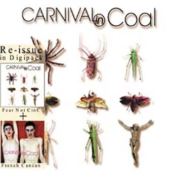 CANIVAL IN COAL - Fear Not C In C/ French Cancan