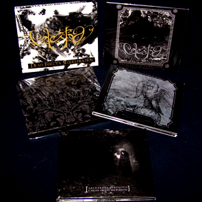 CELESTIA - Discography (5 CDs) Pack