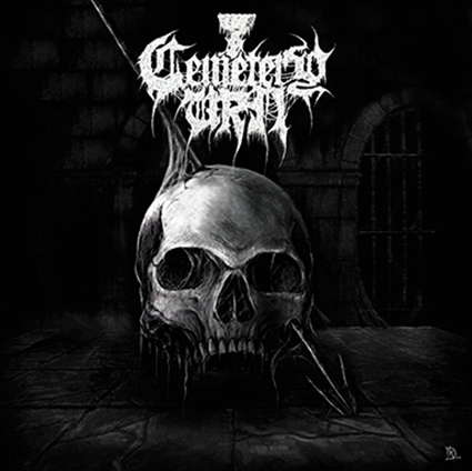 CEMETERY URN - S/T