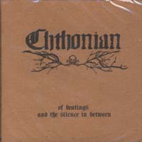 CHTHONIAN - Of Beatings and the Silence in Between