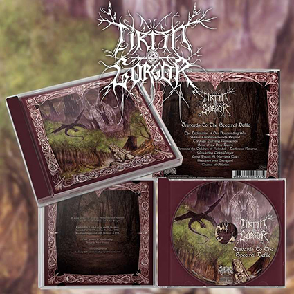 CIRITH GORGOR - Onwards To The Spectral Defile