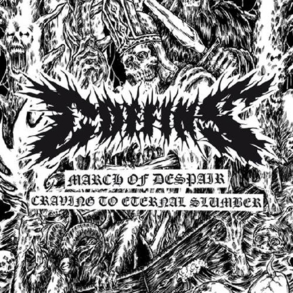 COFFINS - March of Despair / Craving to Eternal Slumber