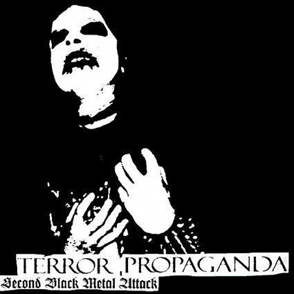 CRAFT - Terror Propaganda (Second Black Metal Attack)