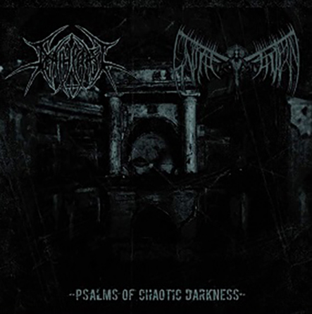 DEATHCRAFT/ UNSALVATION - Psalms of Chaotic Darkness