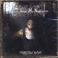 DIARY ABOUT MY NIGHTMARES - Forbidden Anger