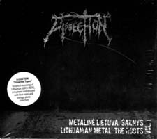 DISSECTION - Dissected Tapes