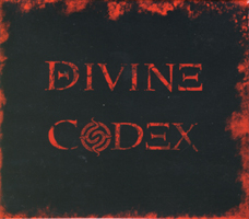 DIVINE CODEX - The Dark Descent Slipcase