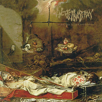 ENCOFFINATION - O' Hell, Shine in Thy Whited Sepulchres