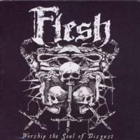 FLESH - Worship the Soul of Disgust