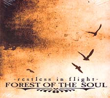 FOREST OF THE SOUL - Restless in flight