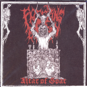 FREEZING BLOOD - Altar of Goat