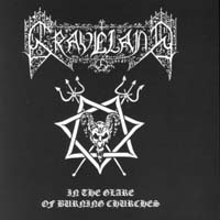 GRAVELAND - In the Glare of the Burning Churches
