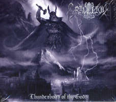 GRAVELAND - Thunderbolt of the Gods Gatefold Black 12
