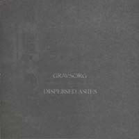 DISPERSED ASHES/ GRAVSORG