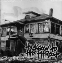 HACKSAW TO THE THROAT - Tear my eyes out�