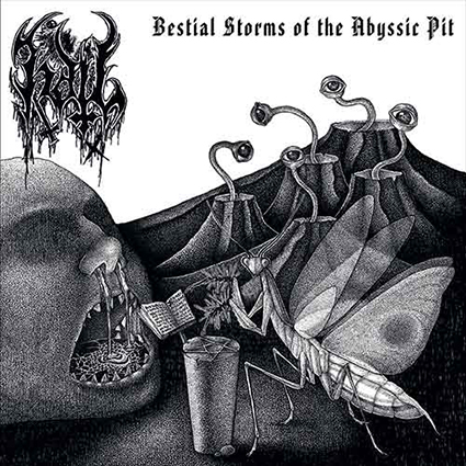 HAIL - Bestial Storms of the Abyssic Pit