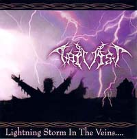 HARVIST - Lightning Storm In The Veins�