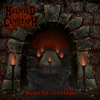 HAUNTED CENOTAPH - S/T