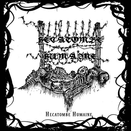 HECATOMBE HUMAINE - S/T