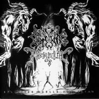HERETIC/ BESTIAL SUMMONING - Splitting Skulls for Satan