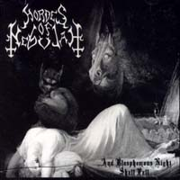 HORDES OF NEBULAH - ...And Blasphemous Night Shall Fall