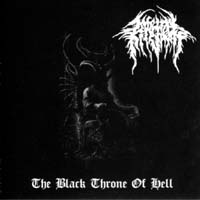 INFERNAL KINGDOM - The Black Throne of Hell