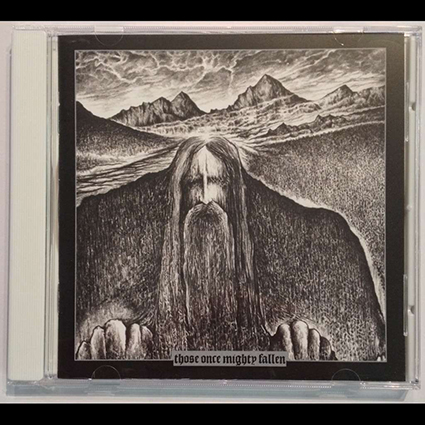 ILDJARN/ HATE FOREST - Those Once Mighty Fallen