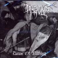 IMPIOUS HAVOC - Dawn of Nothing Gatefold 12
