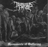 IMPIOUS HAVOC - Monuments Of Suffering
