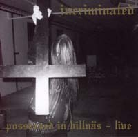 INCRIMINATED - Possessed in Billñas - Live