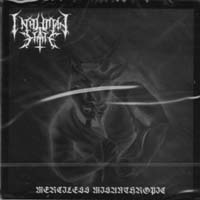 INHUMAN HATE - Merciless Misanthropie