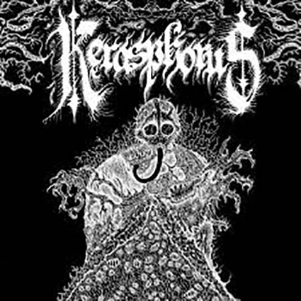 KERASPHOROUS - Necronaut + Cloven Hooves At The Holocaust Dawn