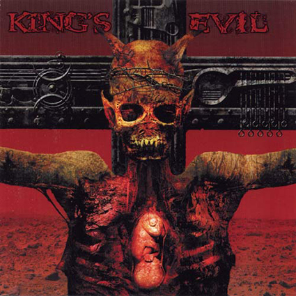 KING'S-EVIL - Deletion of Humanoise