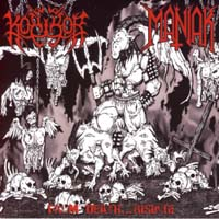 KORIHOR/ MANIAK -From Death...Rising!