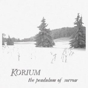 KORIUM - The Pendulum of Sorrow